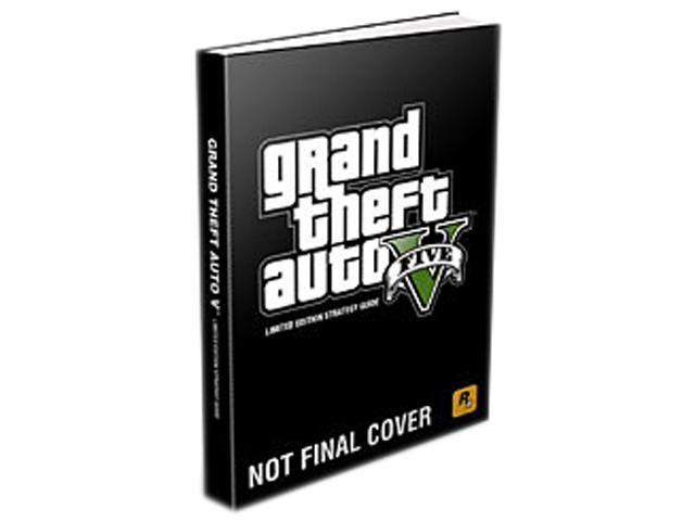 Grand Theft Auto V Limited Edition Guide