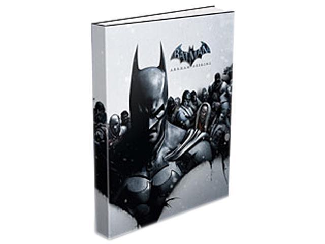 Batman: Arkham Origins Limited Edition Strategy Guide