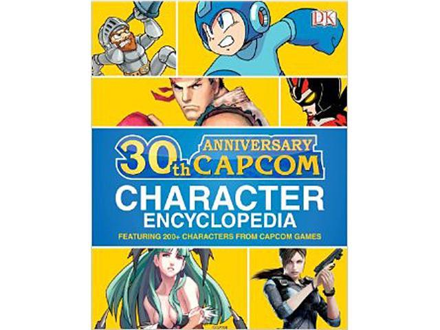 Capcom 30th Anniversary Character Encyclopedia - Retail
