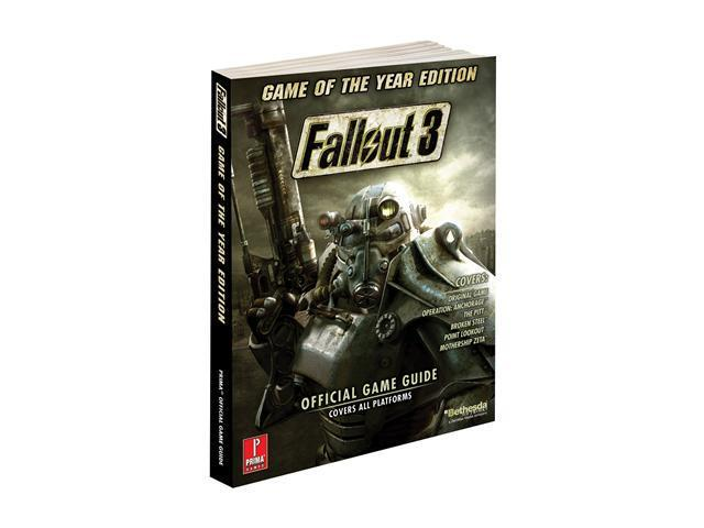 Fallout 3 Game of the Year Official Game Guide