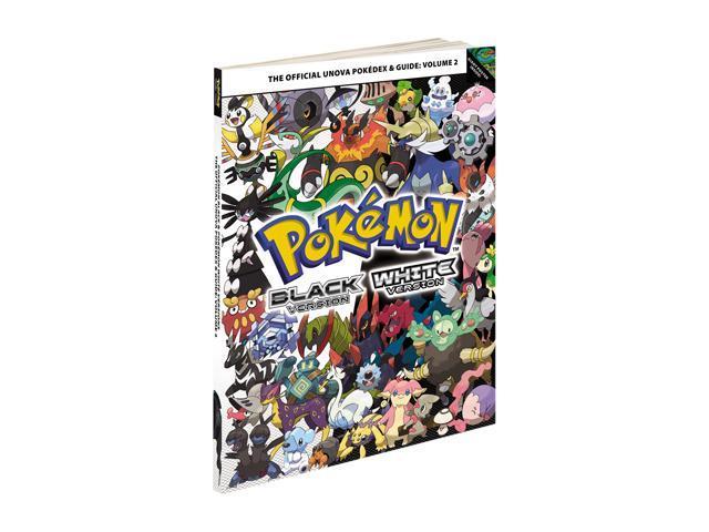 Pokemon Black Version & Pokemon White Version Volume 2 Official Game Guide