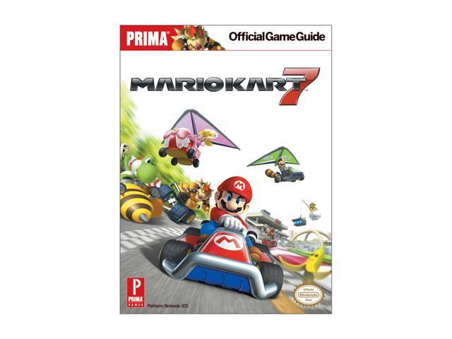 Mario Kart 7 Official Game Guide