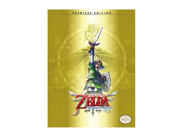 Legend Of Zelda: Skyward Sword Official Game Guide