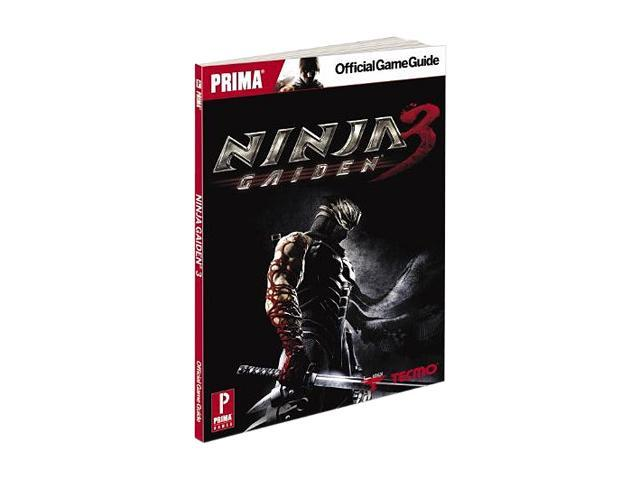 Ninja Gaiden 3 Official Game Guide