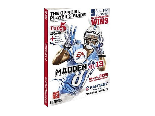 Madden NFL 13 Official Game Guide