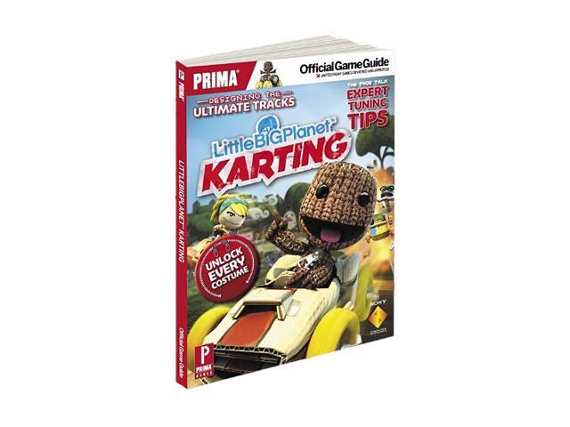 LittleBigPlanet Karting Official Game Guide