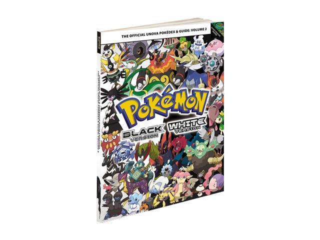 Pokemon Black & White 2 Scenario Official Game Guide