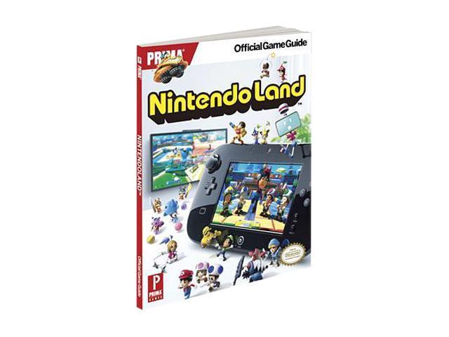 Nintendo Land Game Guide