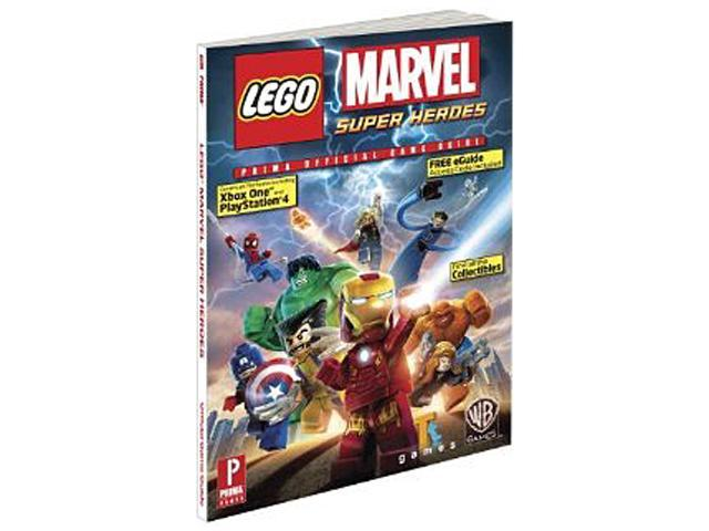 LEGO Marvel Super Heroes Official Strategy Guide