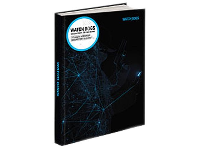 Watch Dogs Collector's Edition Official Strategy Guide
