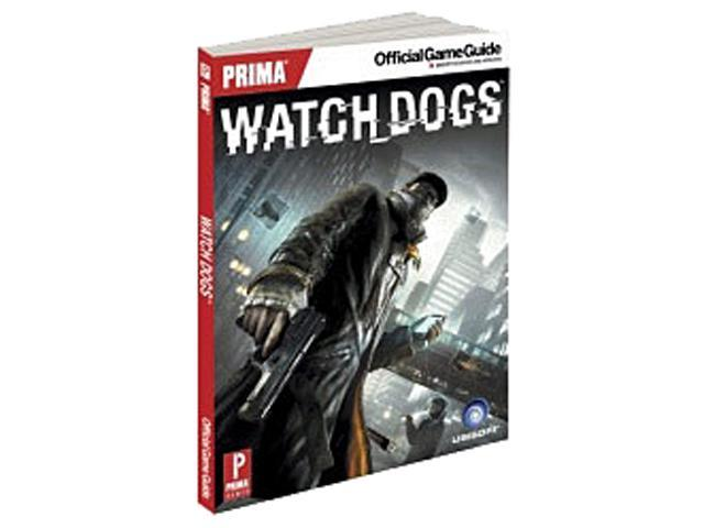 Watch Dogs Official Strategy Guide