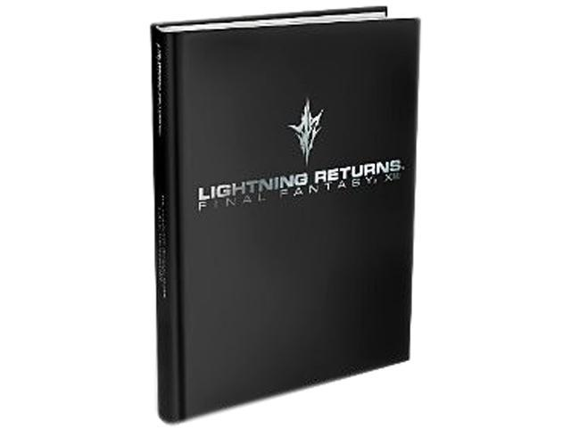 Lightning Returns: Final Fantasy XIII Complete Official Limited Ed Guide Official Game Guide