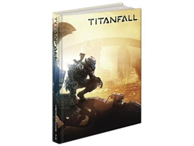 Titanfall Limited Edition Guide Official Game Guide