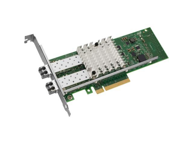 Intel E10G42BFSR 10Gbps PCI Express 2.0 x8 X520-SR2 Ethernet Server Adapter