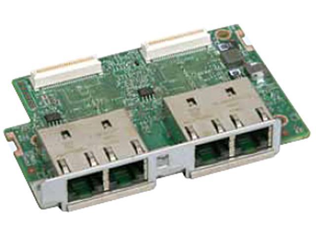 Intel AXX4GBIOMOD2 PCI Express x8 Quad Port Gigabit Ethernet I/O Expansion Module