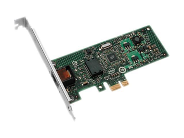Intel EXPI9301CTBLK-1PK 10/ 100/ 1000Mbps PCI-Express Gigabit CT Desktop Adapter