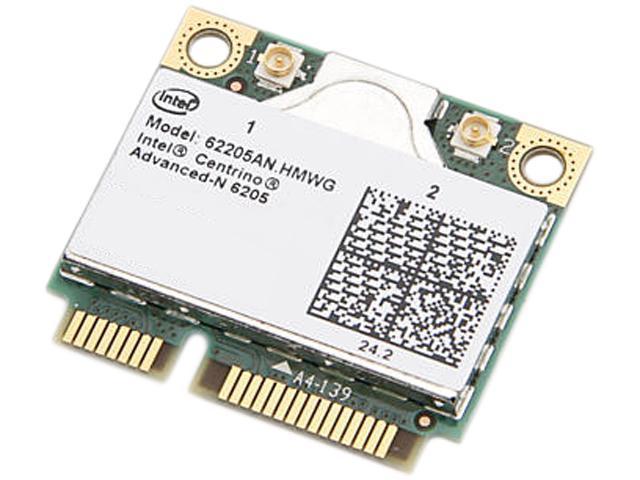 Intel Centrino 6205 N600 Mini PCI Express Adapter