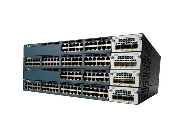 CISCO WS-C3560G-48TS-E CATALYST 3560 Switch