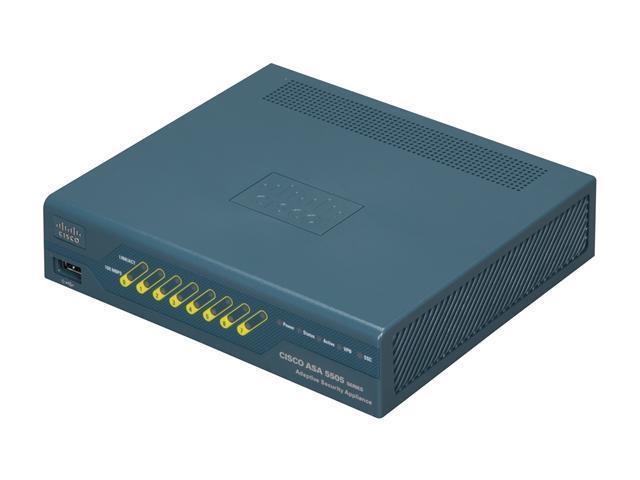 CISCO ASA5505-BUN-K9 Cisco ASA 5505 10-User Bundle