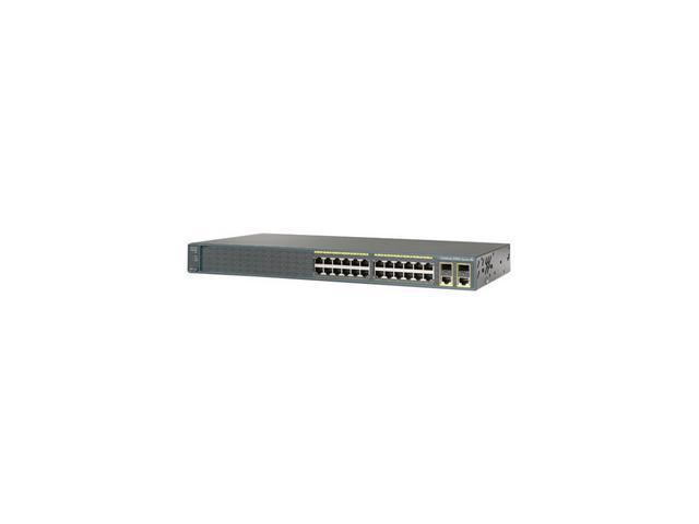 CISCO WS-C2960-24TC-S Switch