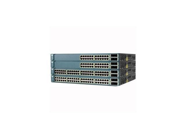 CISCO WS-C3560E-24PD-S Switch with PoE