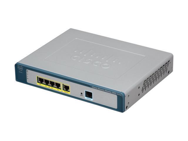 CISCO SR520-FE-K9 10/100Mbps Secure Router