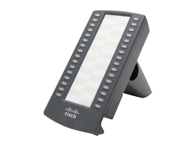 Cisco Small Business SPA500S 32-Button Attendant Console
