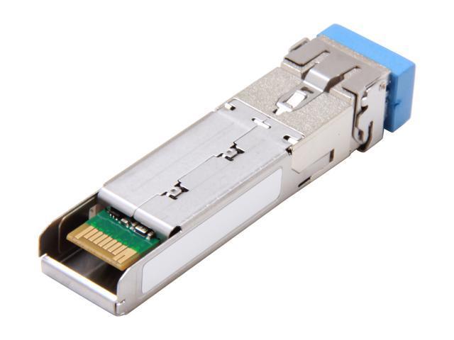 CISCO GLC-GE-100FX= 100BASE-FX SFP Fast Ethernet Interface Converter