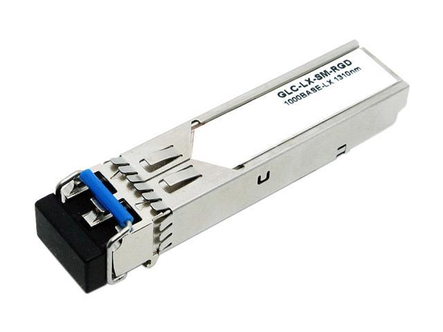 CISCO GLC-LX-SM-RGD= 1000BASE-LX/LH SFP Transceiver module for MMF and SMF