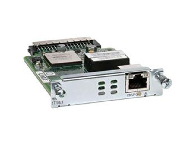 CISCO HWIC-1T= 1 x Asynchronous/Synchronous Serial 1-Port Serial WAN Interface Card