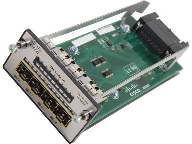 Cisco C3KX-NM-1G= Network Module