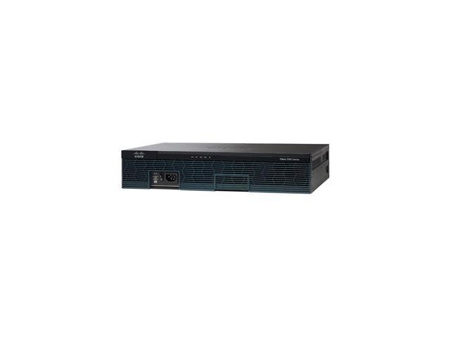 CISCO 2900 CISCO2921-SEC/K9 10/100/1000Mbps 2921 Integrated Services Router
