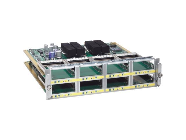 Cisco WS-X4908-10GE= 8-Port 10GbE Half Card