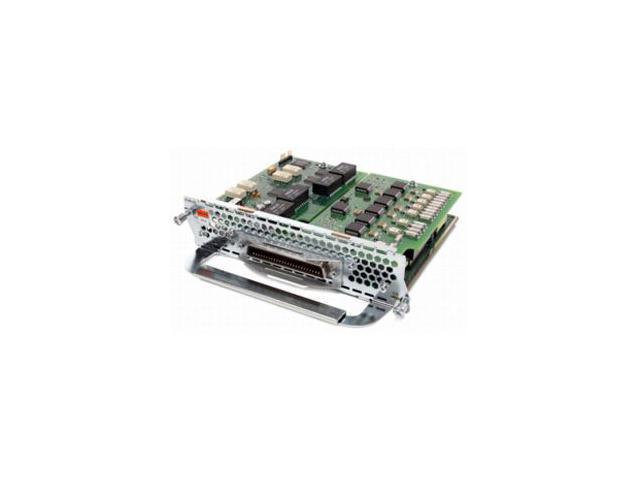 CISCO EVM-HD-8FXS/DID= High Density Voice/Fax Extension Module