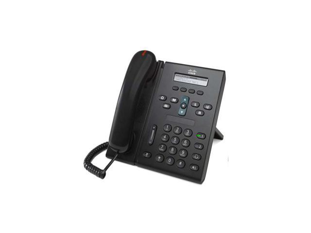 Cisco CP-6921-C-K9= Unified IP Phone 6921, Charcoal, Standard Handset