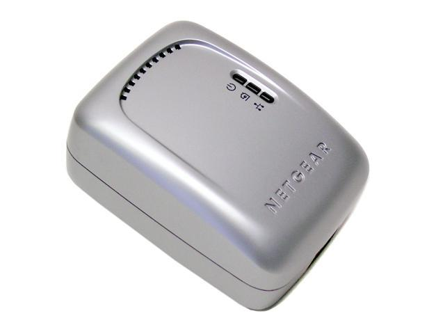 NETGEAR XE102 Wall-Plugged Ethernet Bridge Up to 14Mbps