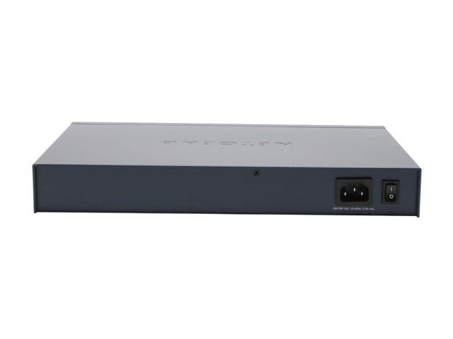NETGEAR FVX538 Firewall 200 w/8 Port Switch Up to 91 Mbps WAN to LAN and 60Mbps 3DES throughput