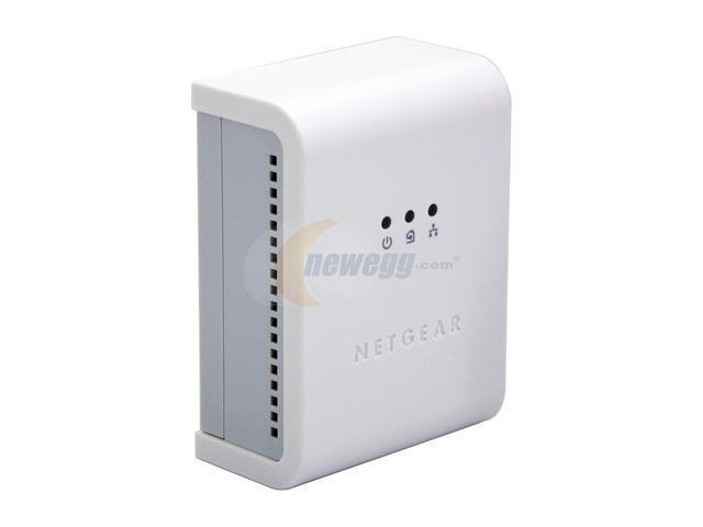 NETGEAR XE103 85 Mbps Wall-Plugged Ethernet Adapter Up to 85Mbps