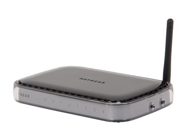NETGEAR WNR1000-100NAR N150 Wireless Router