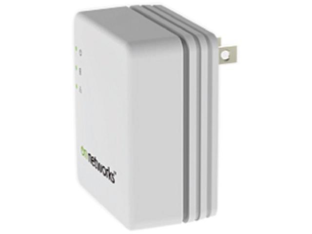 NETGEAR PL500-199NAS Powerline 500 Home Network Adapters extend Internet connection to any power outlet throughout your home