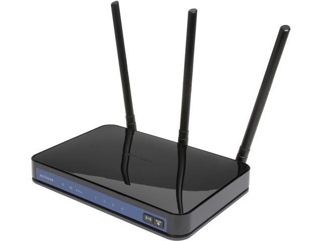 NETGEAR N450 WiFi Router (WNR2500)
