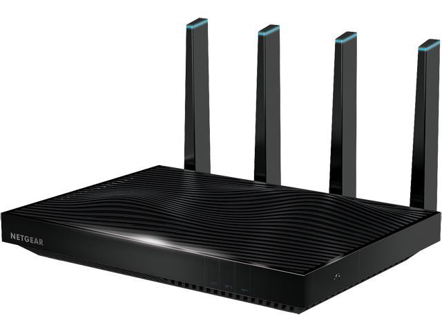 NETGEAR R8500 Nighthawk X8 Wireless AC5300 Tri-Band Quad-Stream MU-MIMO Gigabit Router