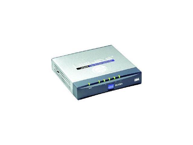 Cisco Small Business SD2005 Gigabit Switch