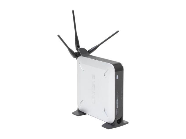 Cisco Small Business WAP4400N Wireless-N Access Point with Power Over Ethernet