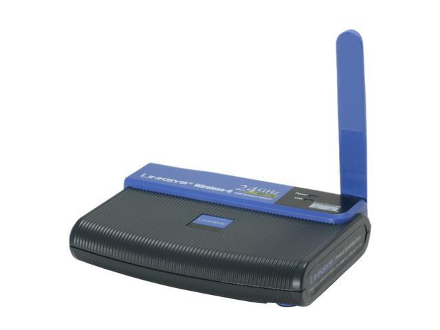 Linksys WUSB54G USB 1.1/2.0 Wireless-G Adapter