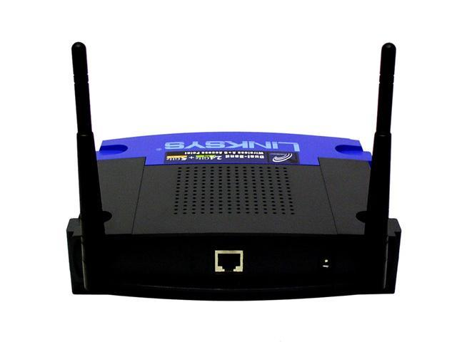 LINKSYS WAP55AG Dual-Band Wireless A+G Access Point