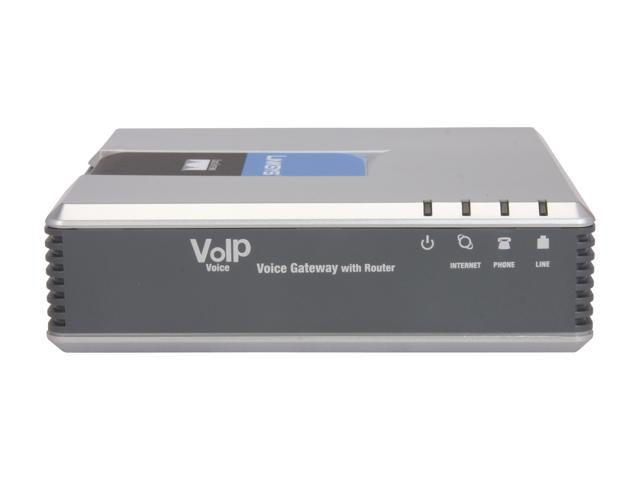 Cisco Small Business SPA3102 Voice Gateway with Router