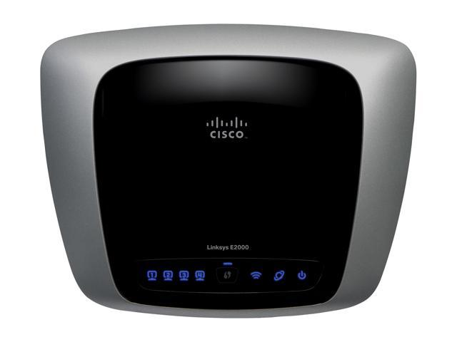 Linksys E2000 Gigabit Advanced Wireless Router