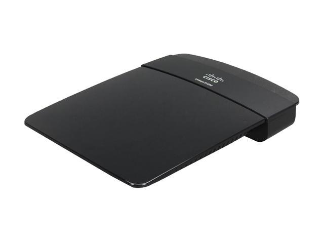 Linksys N300 Wi-Fi Wireless Router with Linksys Connect Including Parental Controls & Advanced Settings (E1200-CA)