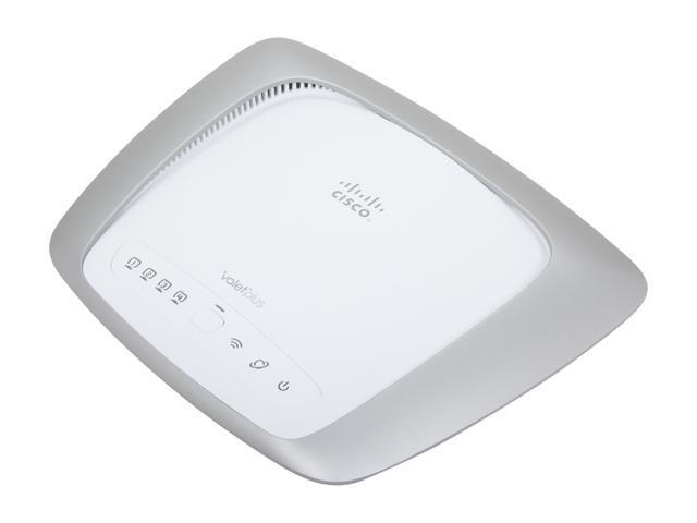 Linksys LINK-M20-RM Valet Plus Wireless-N Router IEEE 802.11b/g/n